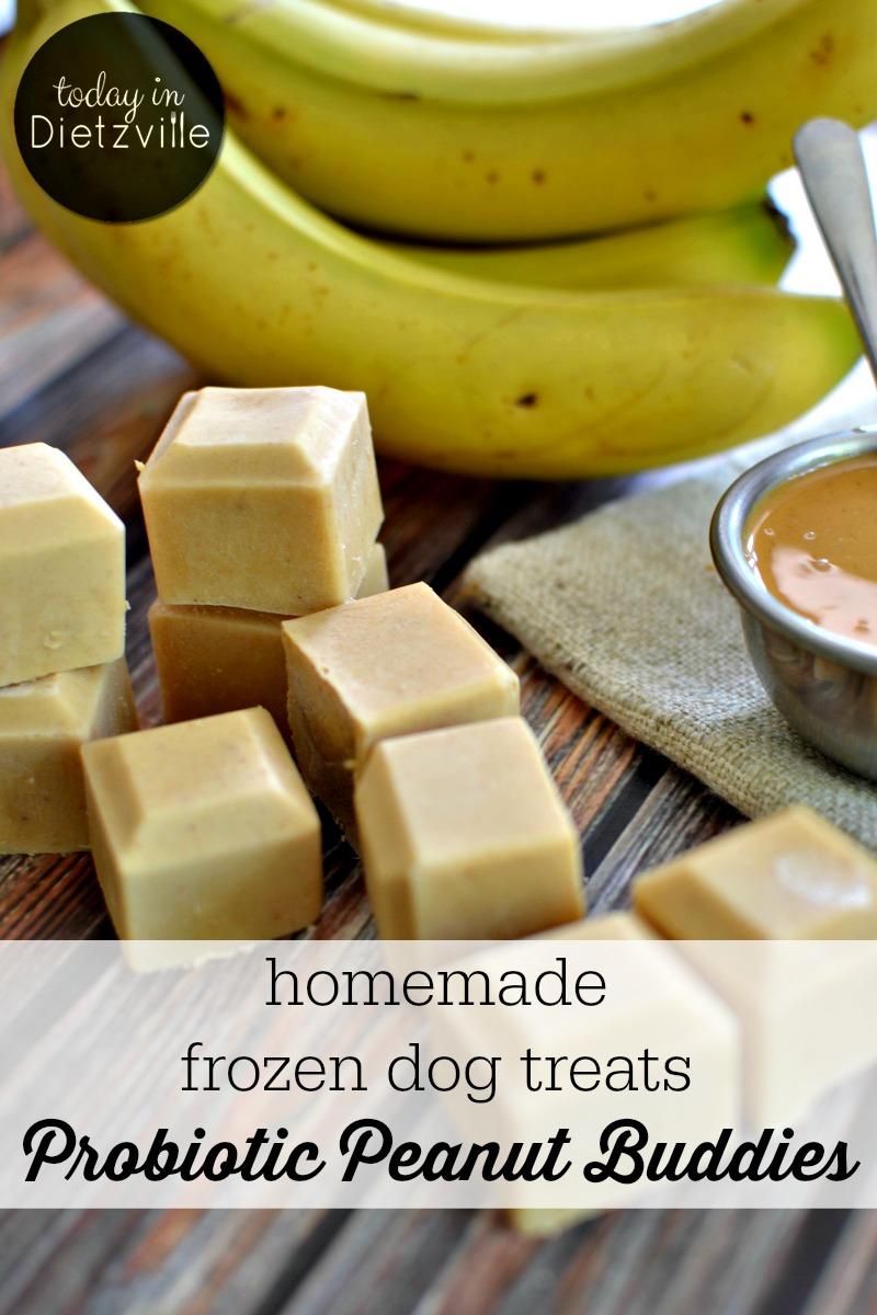 All Natural Homemade Dog Treats Recipes