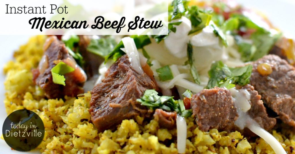 Mexican Foods That Are Stew