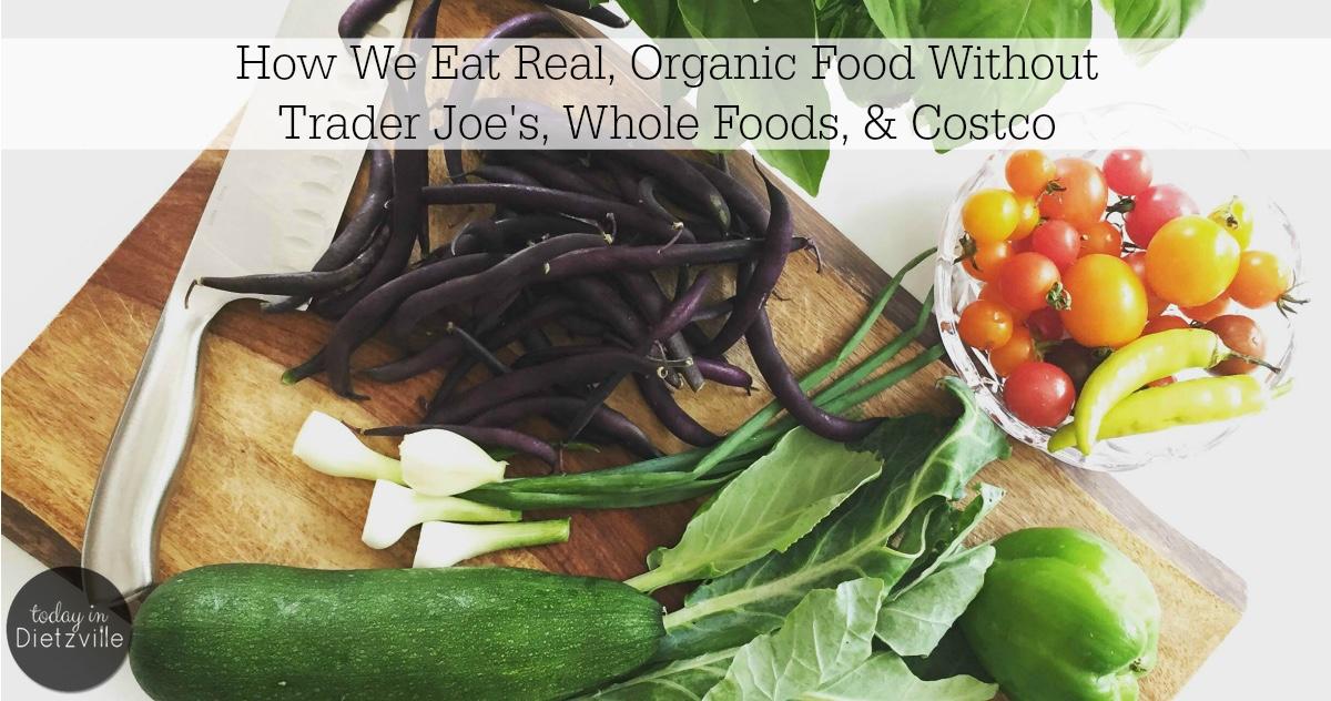 Corner Stores Organic Foods