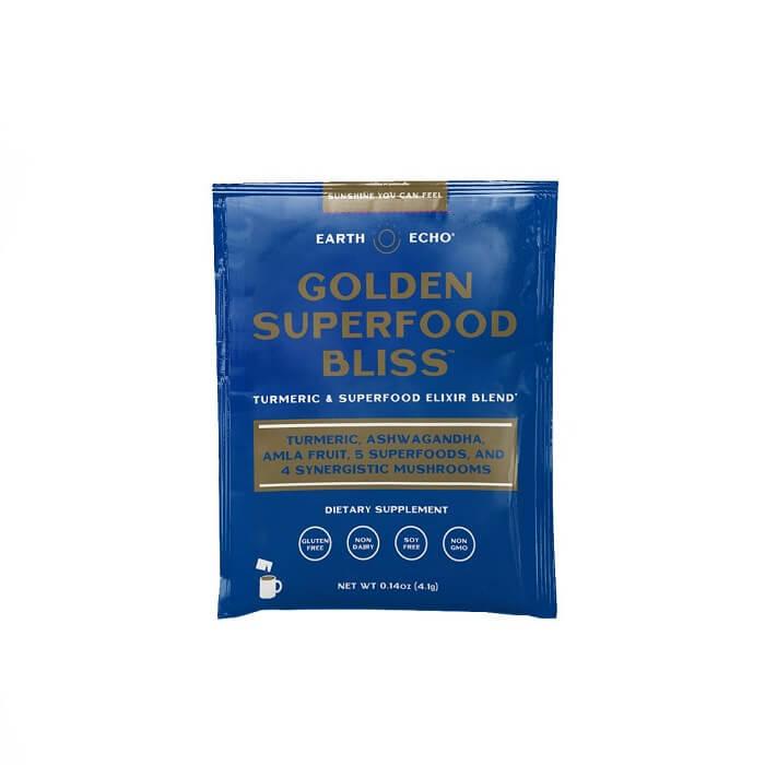 Golden Superfood Bliss Sample Packs