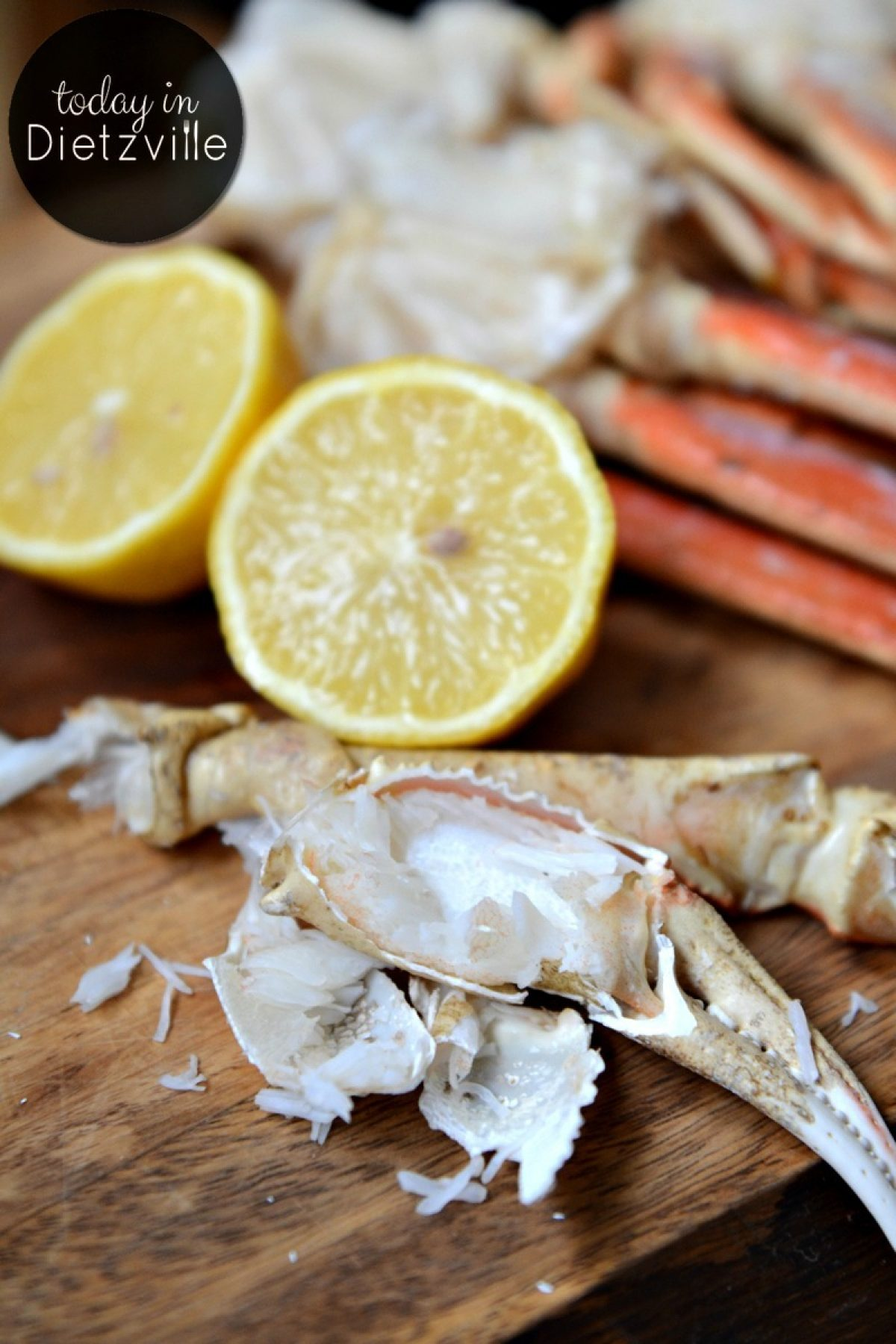Perfectly Steamed Wild Caught Crab Legs In The Instant Pot Paleo Keto
